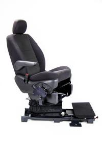 C61 on Seat